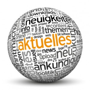 Aktuelles, Neuigkeiten, Kugel, 3D, wordcloud, tagcloud, SEO, web