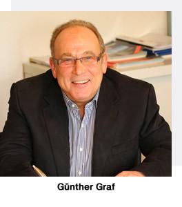 Günther Graf, Graf Zentralschmiersysteme - Ich berate Sie gerne.